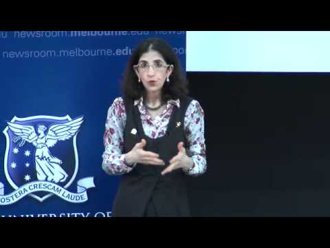 A conversation with Fabiola Gianotti - YouTube