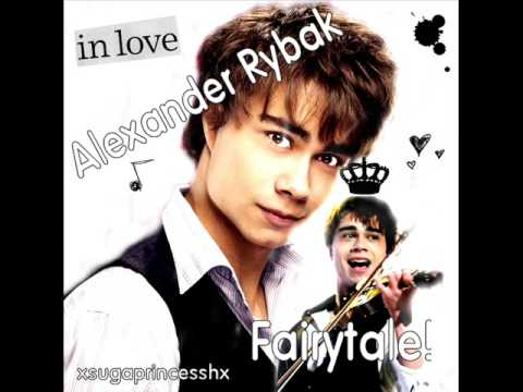 Alexander Rybak – Fairytale Lyrics | Genius Lyrics