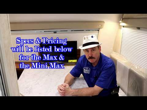 "Comparison of the Little Guy Max vs Mini Max  -  w/ Paul Chamberlain, Jr. ""The Air Force Guy"""