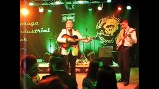 Johnny Cash tribute - Busted, Ring of Fire... live at Zagreb 18.10.2014.