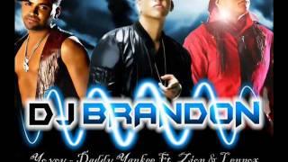 DJ BRANDON - Yo voy - Daddy Yankee Ft. Zion & Lennox. 2012. [EL.ARMA.SECRETA]