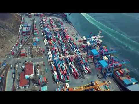 DJI Mavic Hyperlapses   NMS Shipping Agency