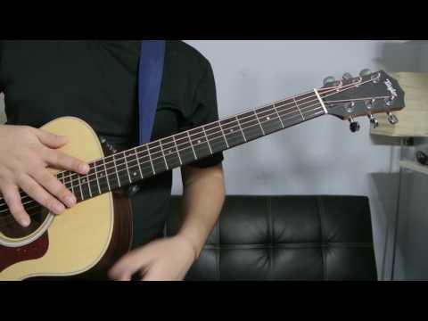 A6 Guitar Chord Worshipchords