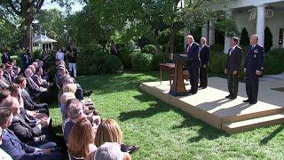 Д.Трамп отменил визит в Варшаву на мероприятия, посвященные годовщине начала Второй мировой войны.