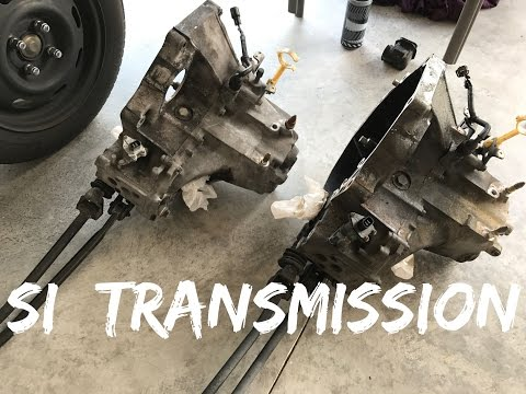 Si Transmission swap for Project EG
