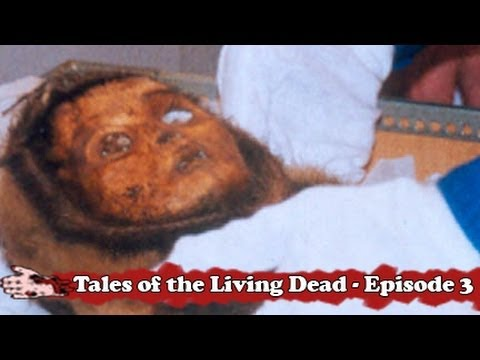 Tales of the Living Dead - Ice mummies - Dead Child - Preserved for 500 years with a Chilling Secret