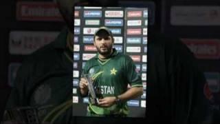 ICC Cricket World Cup 2011 - De Ghumake Pakistan Cricket Team
