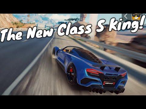 The New Class S King! | Asphalt 9 6* Golden Hennessy Venom F5 Multiplayer