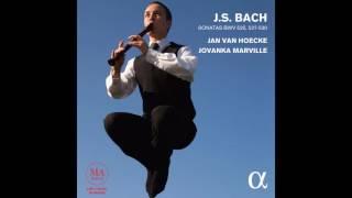 BACH // Sonata No. 5 in C Major, BWV 529: II. Largo by Jan Van Hoecke and Jovanka Marville