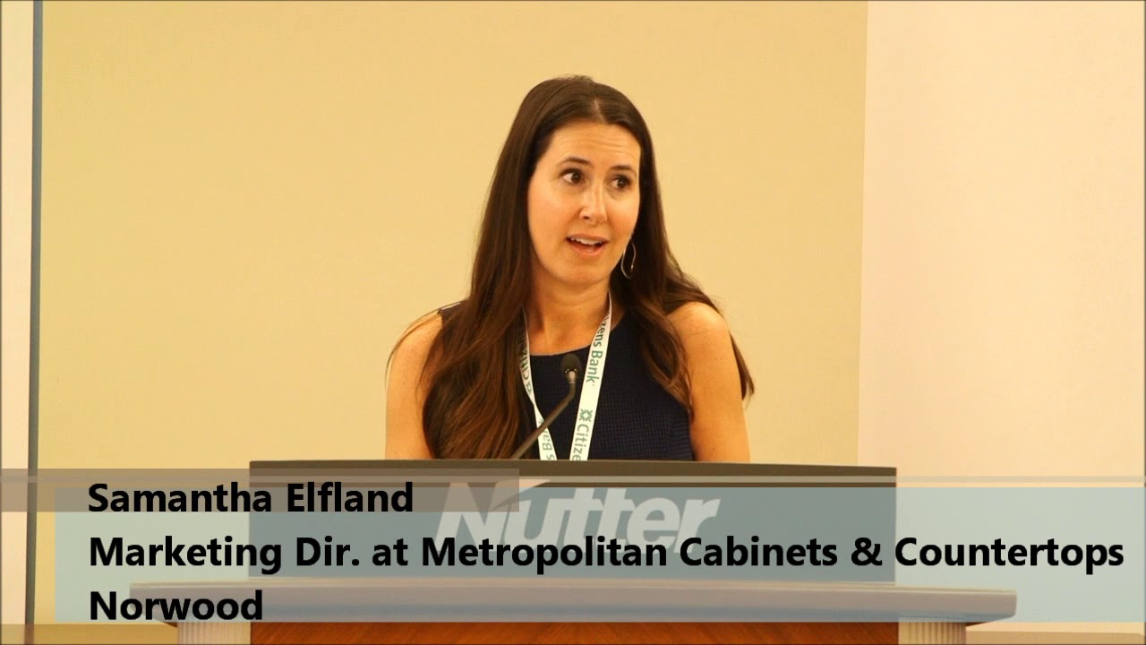 Samantha Elfland | Metropolitan Cabinets U0026 Countertops