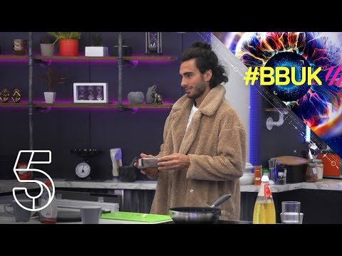 Are eggs dairy? | Big Brother 2018