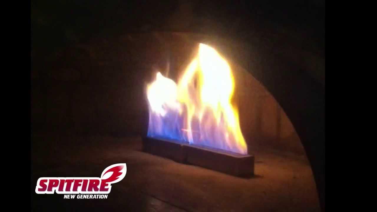 Spitfire new generation bruciatore per forno a gas per pizzeria home - Forno per pizza domestico ...