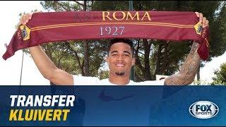 Justin Kluivert naar AS Roma: 'Voor Ajax is dit een heel groot verlies'