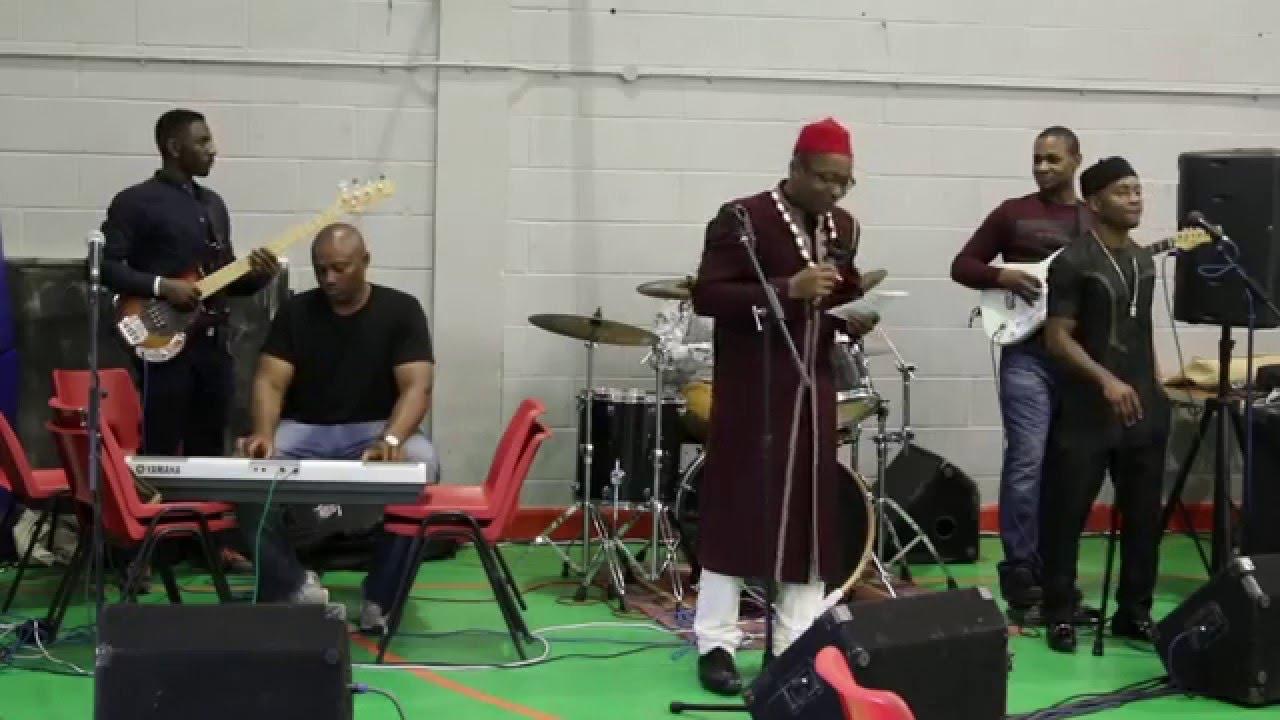 Igbo Music Band UK - Wilson Nwane