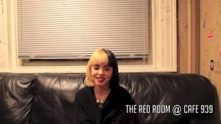 Interview with Melanie Martinez at The Red Room @ Cafe 939