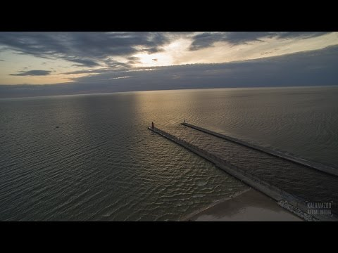4K Drone Footage | South Haven Michigan