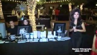 Beauty Zone at Bamboo Bakery Fall Fashion Show and Bridal Expo 5