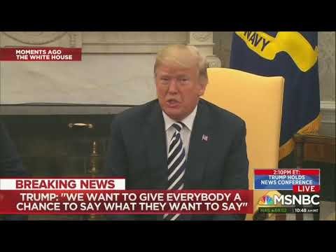 Trump Goes Off On Incoherent Rant And Destroys The GOP Kavanaugh Cover-Up