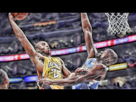 Download Kobe Bryant: Top 24 Dunks as #24