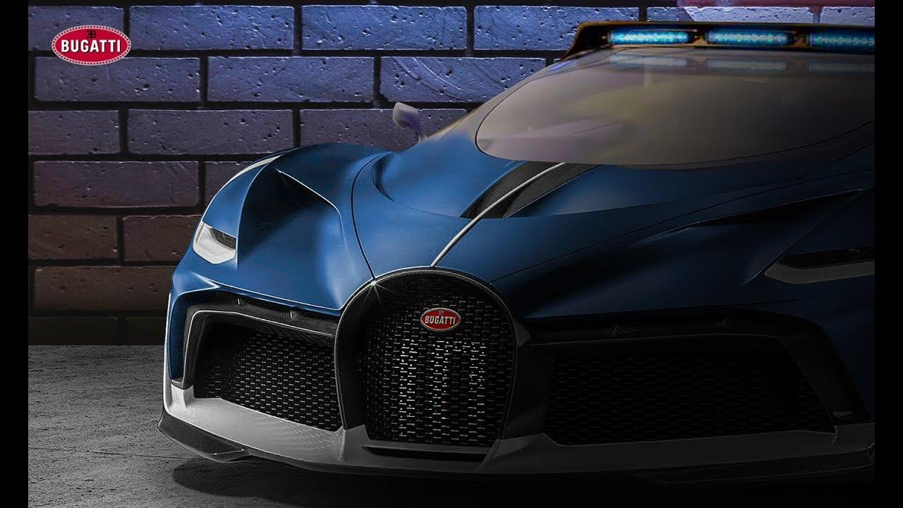 Bugatti Divo 2022 Super Sports W32 Buggati Divo Redesigned