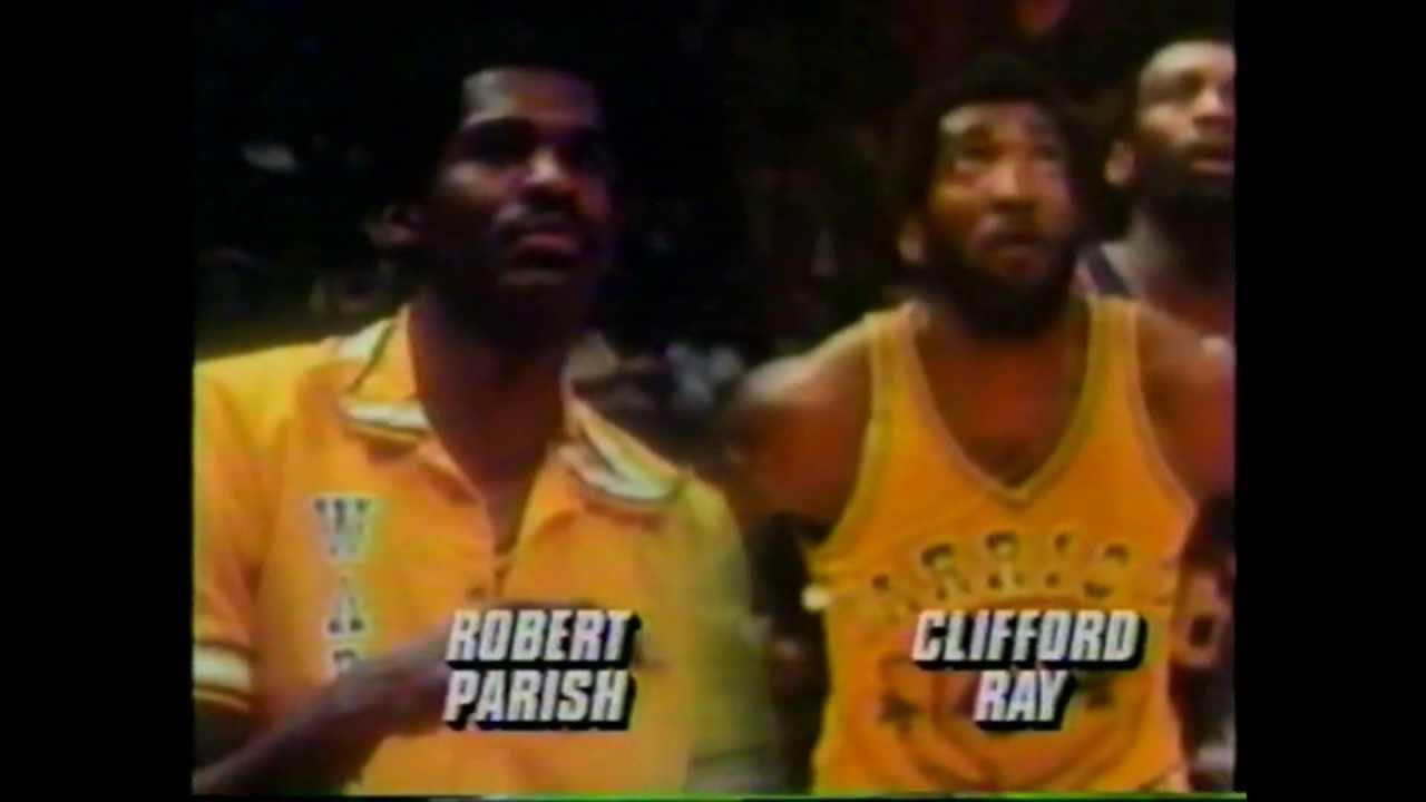 Robert Parish Pays Homage To Clifford Ray