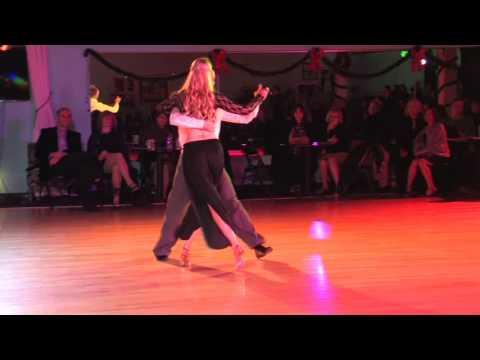 Anastasia and Victor. Tango.