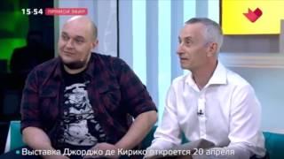 Доктор Попов на телеканале Москва Доверие