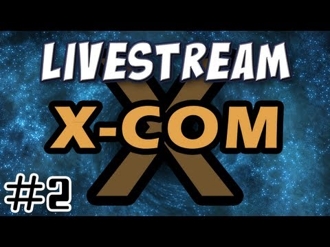 Yogscast - X-Com: UFO Defence Part 2 - Chuck Boris