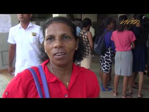 Sri Lanka: Government doctors union on strike