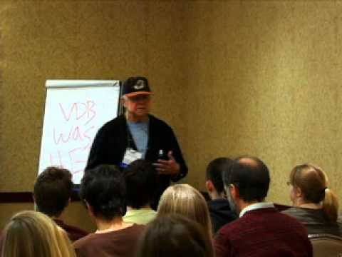 2008 SEA Conference Presentation: The ART in Life's chART (full session)