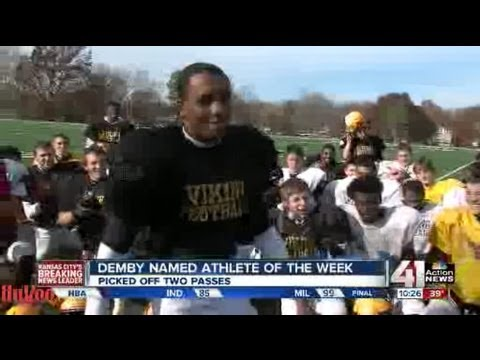 Athlete of the Week: Kez Demby