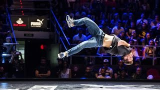 Nasso VS Daniel - SEMIFINALS - Red Bull BC One Western Europe Final 2015