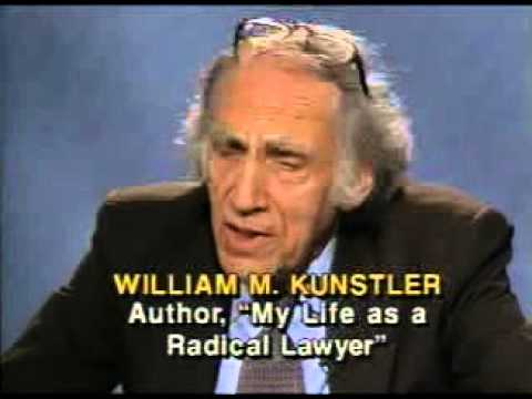 The Open Mind: In Conversation with William Kunstler