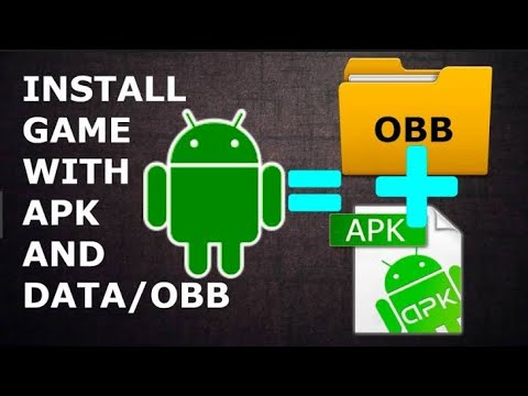 How To Extract OBB Data File For Your Games Using Zarchiver