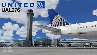 Prepar3D V3.4 | Reverse Operations KSAN to KDEN | Aerosoft Airbus A320