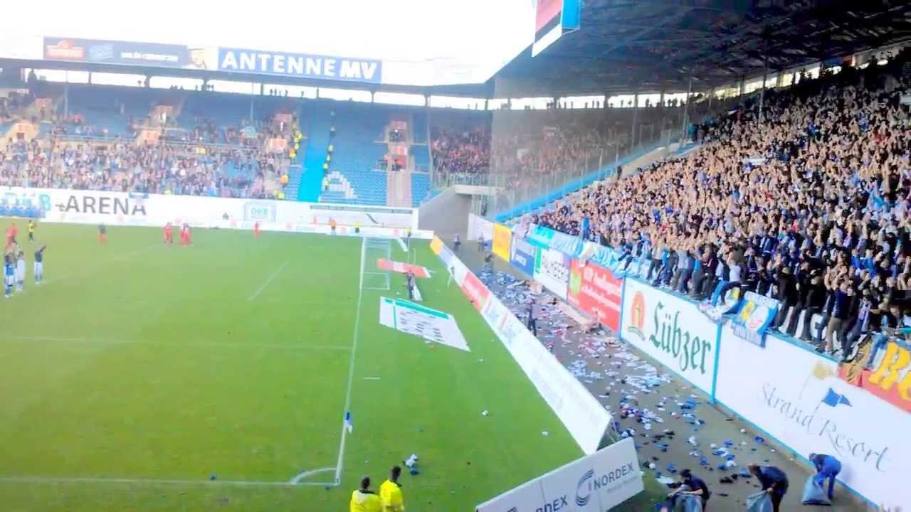 Hansa Gegen Halle