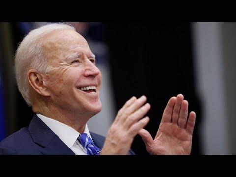 Biden impulsa un ambicioso plan econmico en su primer discurso ...