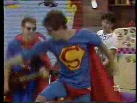 "The Refrescos ""Superman III"""
