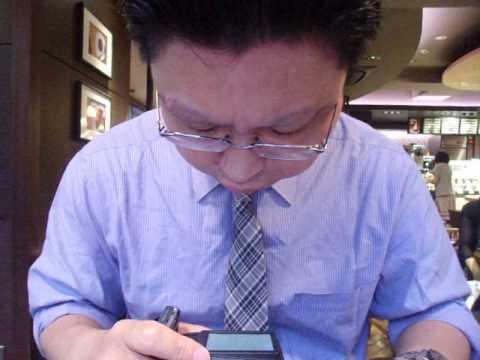 GEDC3926 2015.06.03 arXiv-statics wikipedia at ikebukuro becks cafe freetalk donkihote TV