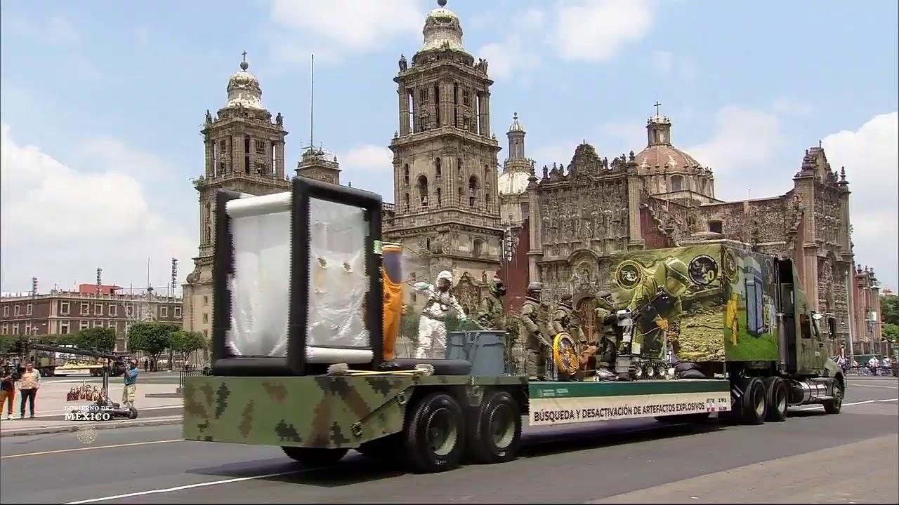 Conmemoración del 210 Aniversario de la Independencia | Gobierno de México