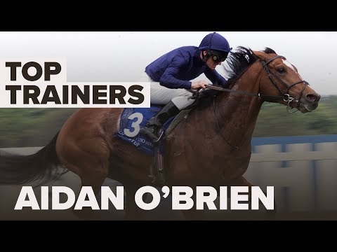 GREATEST TRAINER EVER? | Aidan O'Brien | Top Trainers