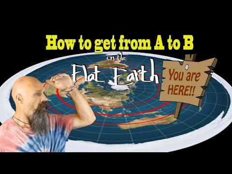 Where on Flat Earth are We - Exploring the Flat Earth Rabbit Hole thumbnail
