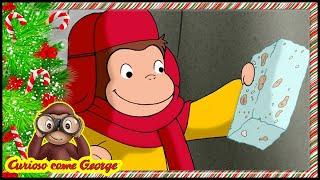 Curioso come George ⛄Episodi di Natale - Che Noia L'inverno!🎄Cartoni 🐵George la Scimmia