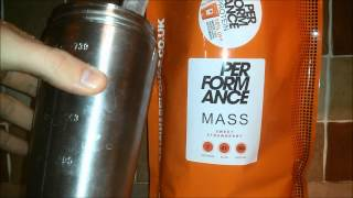 Video Review of Performance Mass V2 from Bodybuilding Warehouse