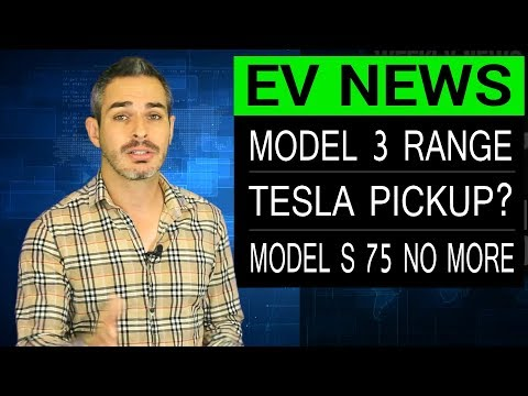 Tesla Model 3 Range Disputed & Other EV News