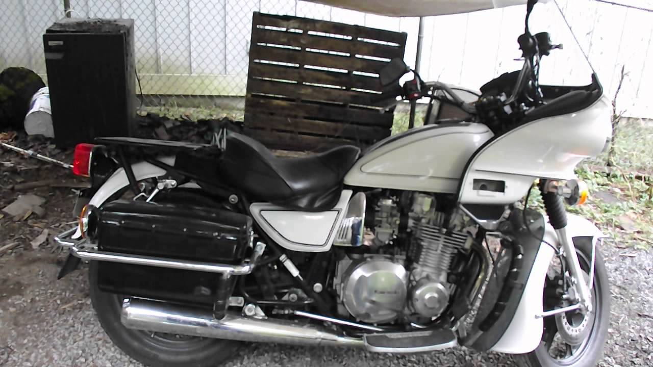 interceptorking 2001 kz1000 police motorcycle only 15k mi
