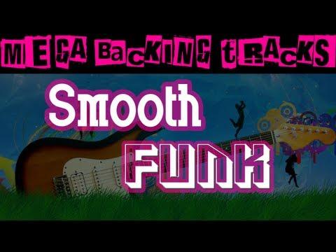 Smooth Funk Guitar Backing Track (Dm) | 105 bpm - MegaBackingTracks