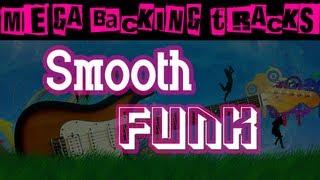 Smooth Funk Guitar Backing Track (Dm)   105 bpm - MegaBackingTracks
