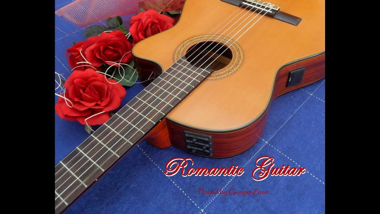 romantic guitar played by giorgio zizzo youtube. Black Bedroom Furniture Sets. Home Design Ideas