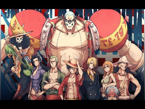One Piece | The ORIGINS and HISTORY of the Straw Hats HUGE PATTERN in the Making!?
